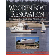 Wooden Boat Renovation (BOK)