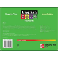 English Zone Flashcards 3 (BOK)