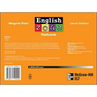 English Zone Flashcards 5 (BOK)