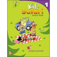 Kids' Safari Student Book 1 (BOK)