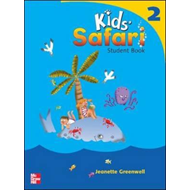 Kids' Safari Student Book 2 (BOK)