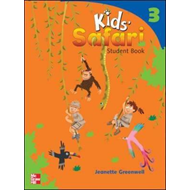 Kids' Safari Student Book 3 (BOK)