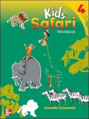 Kids' Safari Workbook 4 (BOK)