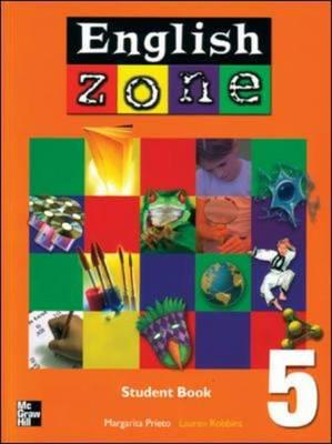 English Zone Student Book 5 (BOK)