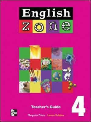 English Zone Teacher's Edition 4 (BOK)