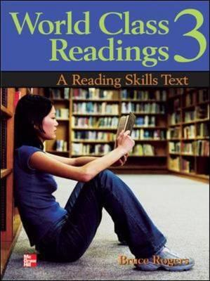 World Class Readings Student Book 3 (BOK)