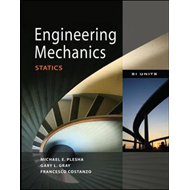 Mechanics for Engineering: Statics (SI Units) (BOK)