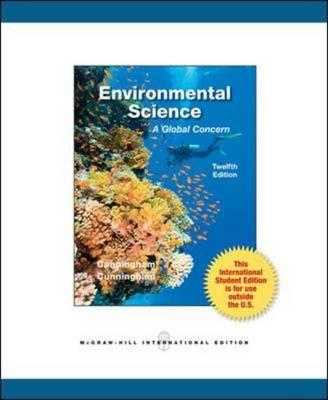 Environmental Science: A Global Concern (BOK)