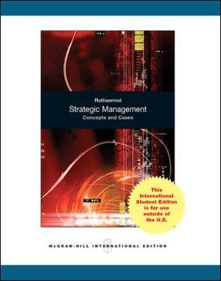 Strategic Management: Concepts and Cases (BOK)