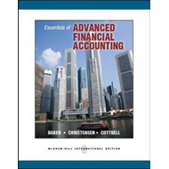 Essentials of Advanced Financial Accounting (BOK)