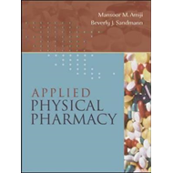 Applied Physical Pharmacy: An Introduction of Physical Chemical Principles (BOK)