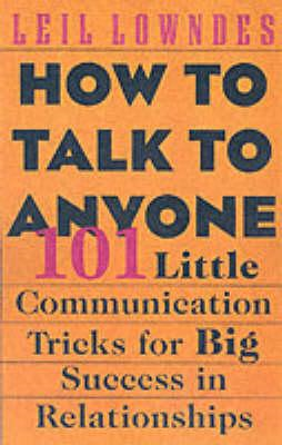 How to Talk to Anyone (BOK)