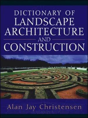Dictionary of Landscape Architecture and Construction (BOK)