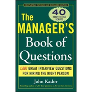 Manager's Book of Questions (BOK)