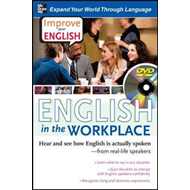 Improve Your English: English in the Workplace (DVD w/ Book) (BOK)