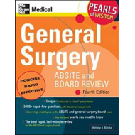 General Surgery ABSITE and Board Review: Pearls of Wisdom (BOK)