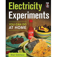 Electricity Experiments You Can Do At Home (BOK)