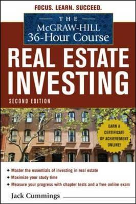The McGraw-Hill 36-hour Course: Real Estate Investing (BOK)