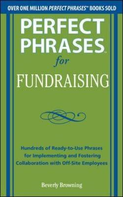 Perfect Phrases for Fundraising (BOK)