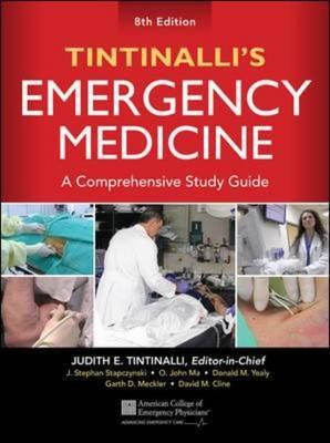 Tintinalli's Emergency Medicine: A Comprehensive Study Guide (BOK)
