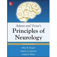 Adams and Victor's Principles of Neurology (BOK)