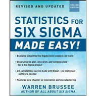 Statistics for Six Sigma Made Easy! (BOK)