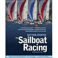 Getting Started in Sailboat Racing (BOK)