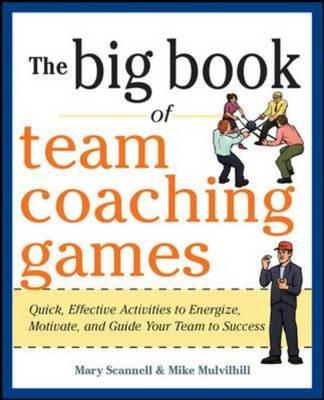 Big Book of Team Coaching Games (BOK)