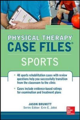 Physical Therapy Case Files, Sports (BOK)