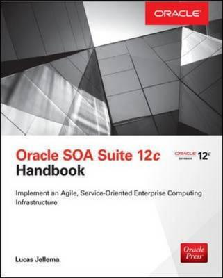 Oracle SOA Suite 12C Handbook (BOK)
