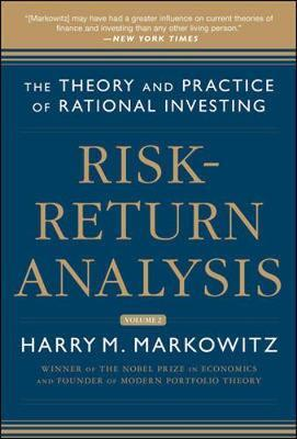 Risk-Return Analysis, Volume 2: The Theory and Practice of R (BOK)