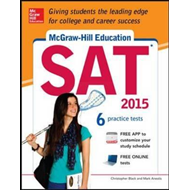Mcgraw-Hill Education Sat (BOK)