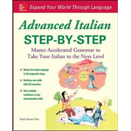 Advanced Italian Step-by-Step (BOK)