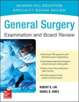 General Surgery Examination and Board Review (BOK)