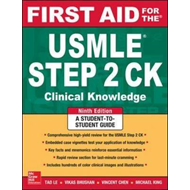 First Aid for the USMLE Step 2 CK, Ninth Edition (BOK)