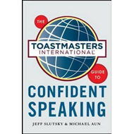Toastmasters International Guide to Confident Speaking (BOK)