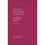 Health Program Planning: An Educational and Ecological Approach (BOK)