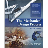 The Mechanical Design Process (BOK)