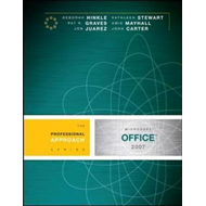 Microsoft Office 2007: A Professional Approach (BOK)