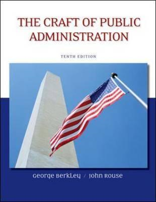 The Craft of Public Administration (BOK)