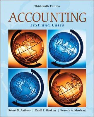 Accounting: Texts and Cases (BOK)