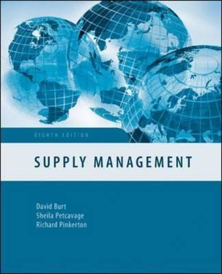 Supply Management: The Key to Supply Chain Management (BOK)