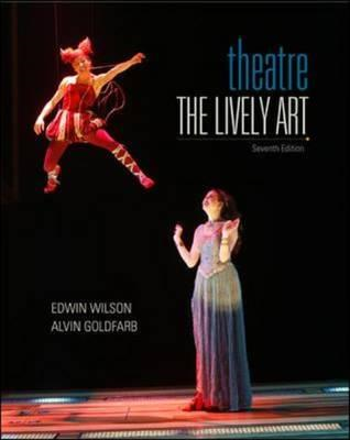 Theatre: The Lively Art (BOK)
