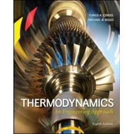 Thermodynamics: An Engineering Approach (BOK)
