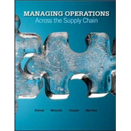 Managing Operations Across the Supply Chain (BOK)
