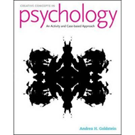 Creative Concepts in Psychology: Case Studies and Activities (BOK)
