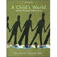 A Child's World: Infancy Through Adolescence (BOK)