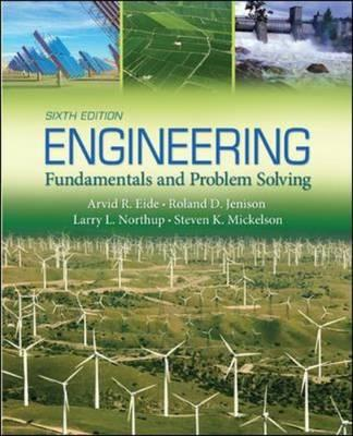 Engineering Fundamentals and Problem Solving (BOK)
