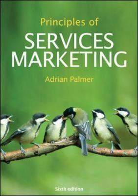 Principles of Services Marketing (BOK)