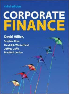 Corporate Finance: European Edition (BOK)